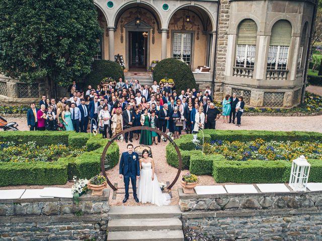 Il matrimonio di Rosalba e Mattia a Mapello, Bergamo 17