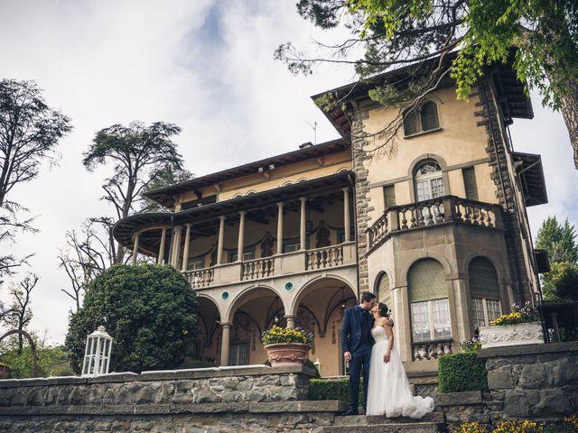 Il matrimonio di Rosalba e Mattia a Mapello, Bergamo 18