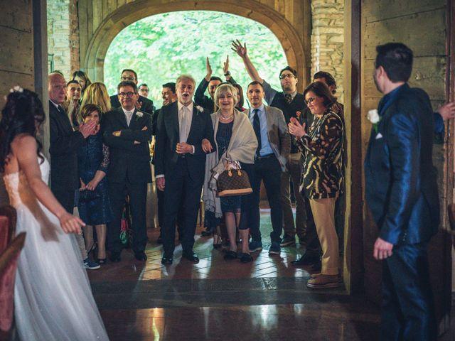 Il matrimonio di Rosalba e Mattia a Mapello, Bergamo 20