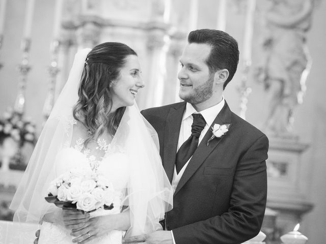 Il matrimonio di Andrea e Elena a Mansuè, Treviso 11
