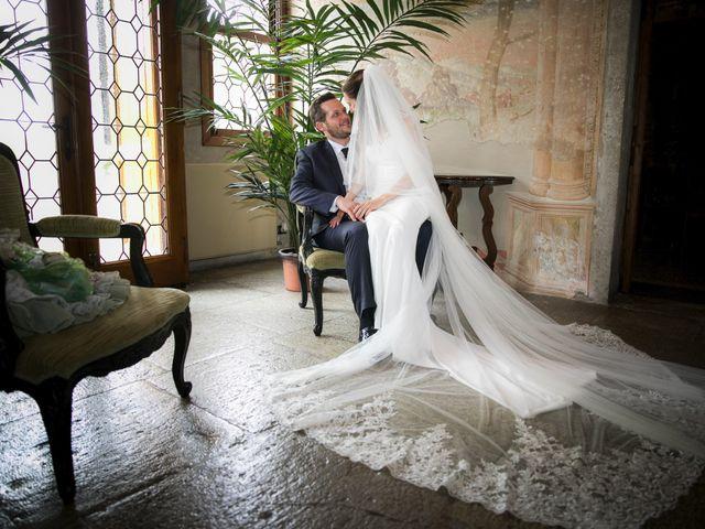 Il matrimonio di Andrea e Elena a Mansuè, Treviso 1