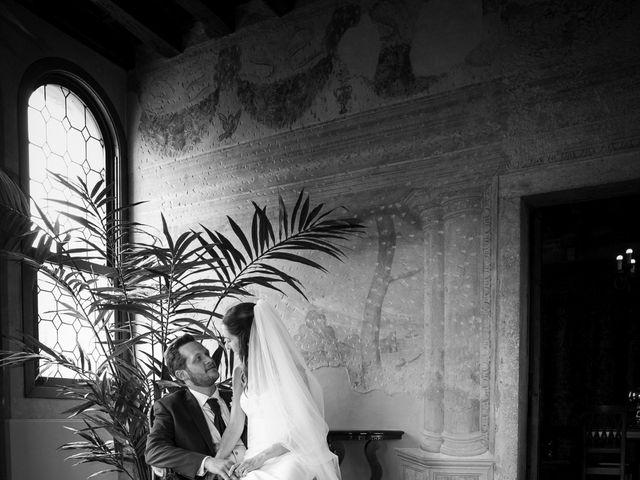 Il matrimonio di Andrea e Elena a Mansuè, Treviso 12