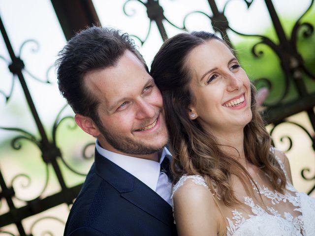 Il matrimonio di Andrea e Elena a Mansuè, Treviso 15