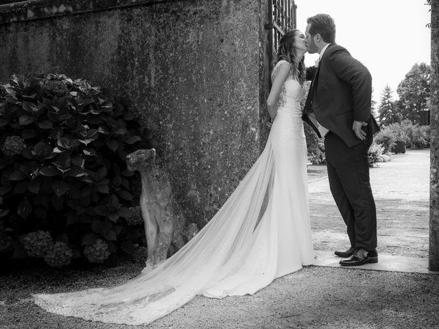 Il matrimonio di Andrea e Elena a Mansuè, Treviso 17