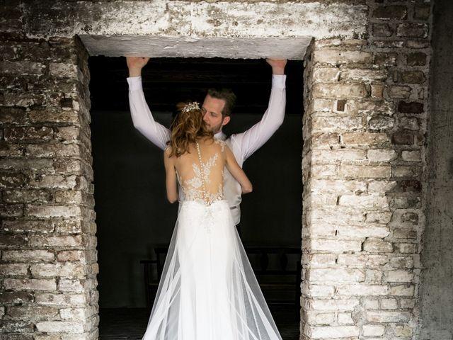 Il matrimonio di Andrea e Elena a Mansuè, Treviso 18