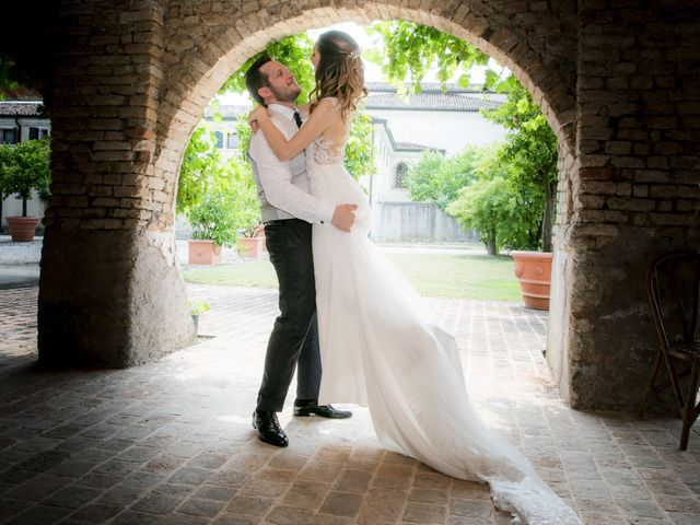 Il matrimonio di Andrea e Elena a Mansuè, Treviso 19