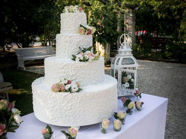 Il matrimonio di Andrea e Elena a Mansuè, Treviso 24