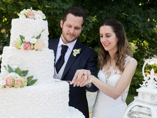 Il matrimonio di Andrea e Elena a Mansuè, Treviso 25