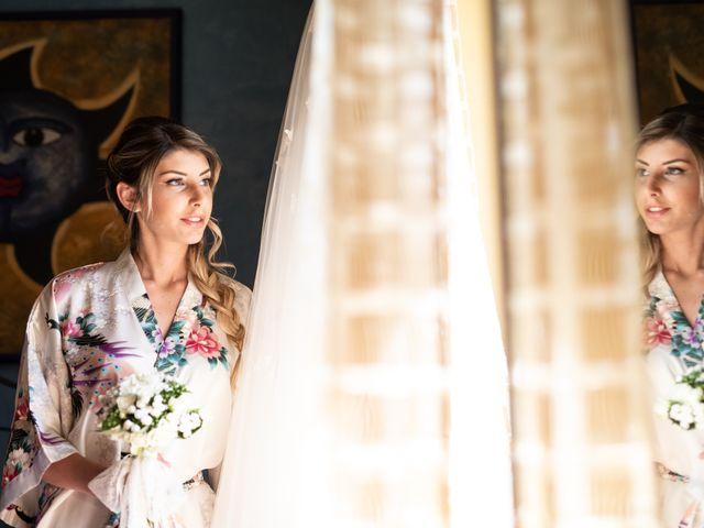 Il matrimonio di Consuelo e Giordano a Nettuno, Roma 7