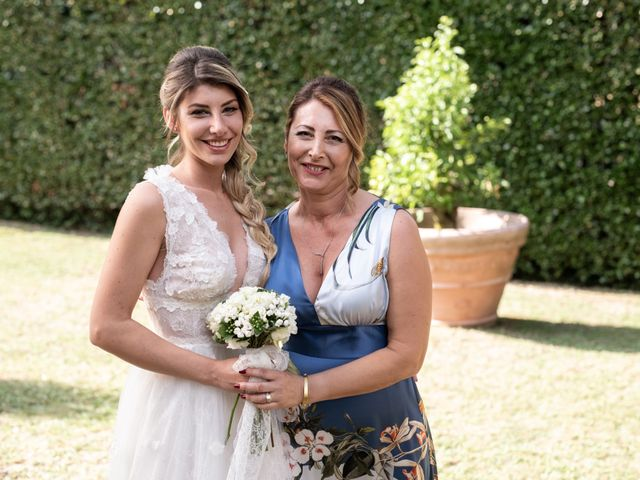 Il matrimonio di Consuelo e Giordano a Nettuno, Roma 26