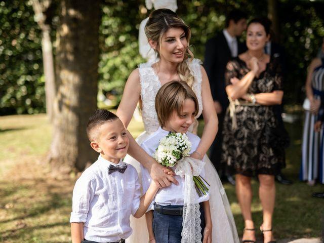 Il matrimonio di Consuelo e Giordano a Nettuno, Roma 28