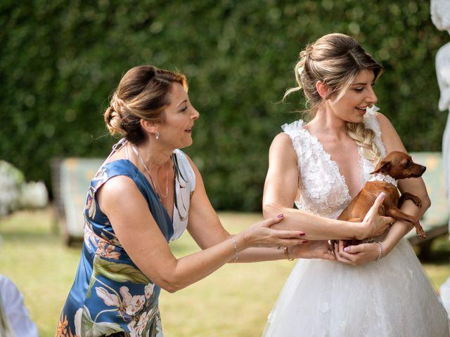 Il matrimonio di Consuelo e Giordano a Nettuno, Roma 30