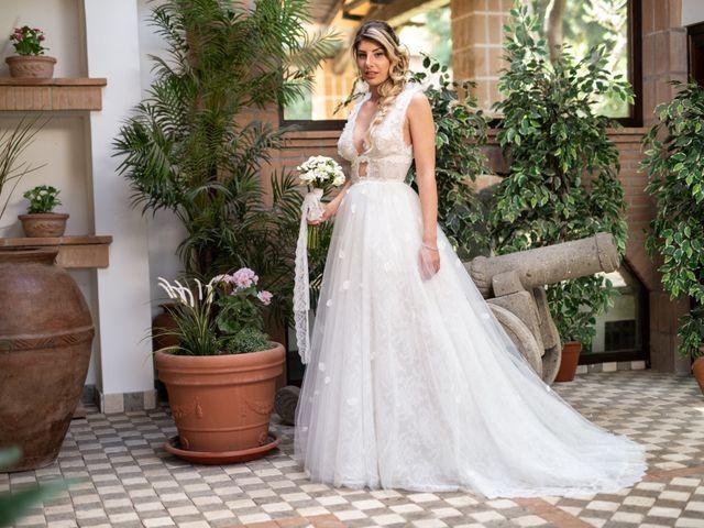 Il matrimonio di Consuelo e Giordano a Nettuno, Roma 31