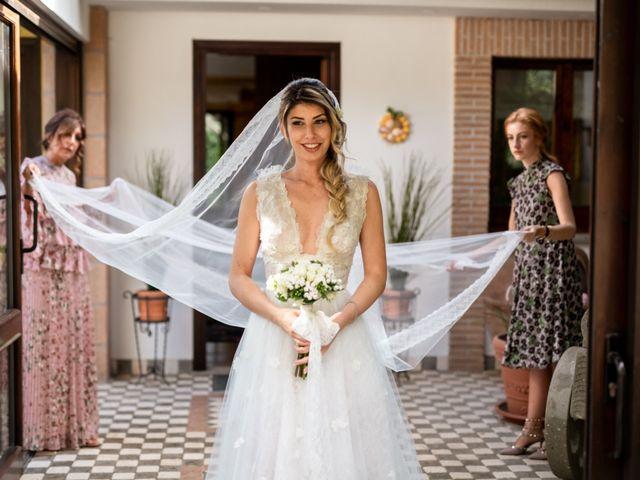 Il matrimonio di Consuelo e Giordano a Nettuno, Roma 34