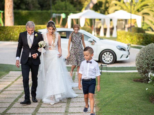 Il matrimonio di Consuelo e Giordano a Nettuno, Roma 58