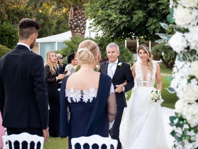 Il matrimonio di Consuelo e Giordano a Nettuno, Roma 61