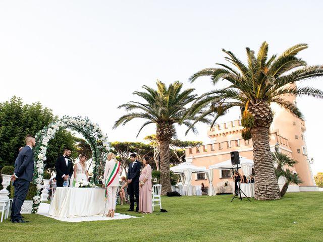 Il matrimonio di Consuelo e Giordano a Nettuno, Roma 66