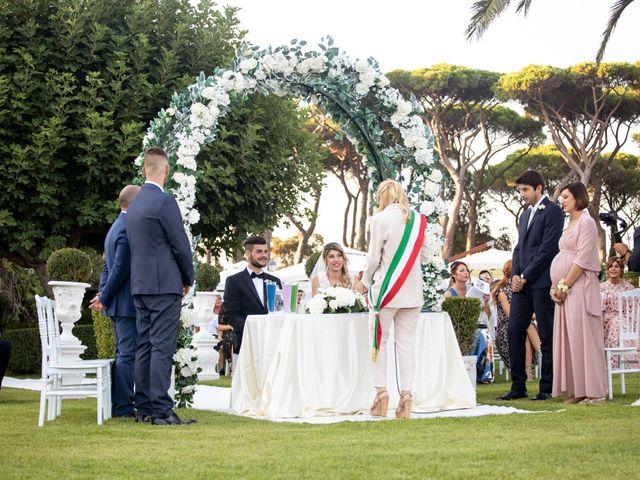 Il matrimonio di Consuelo e Giordano a Nettuno, Roma 67