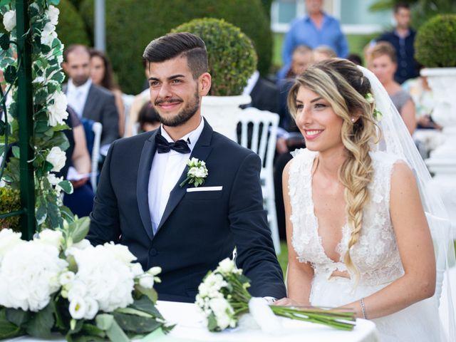 Il matrimonio di Consuelo e Giordano a Nettuno, Roma 69