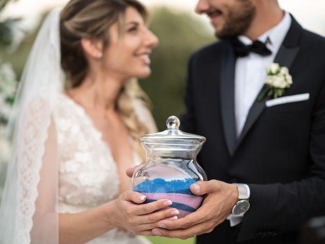 Il matrimonio di Consuelo e Giordano a Nettuno, Roma 73