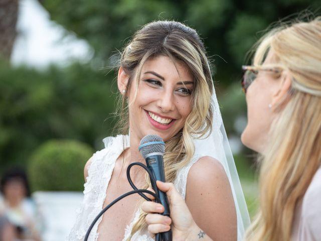 Il matrimonio di Consuelo e Giordano a Nettuno, Roma 77