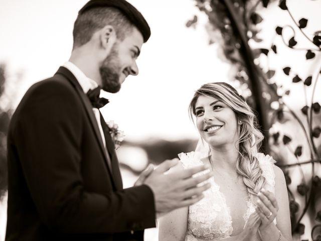 Il matrimonio di Consuelo e Giordano a Nettuno, Roma 80