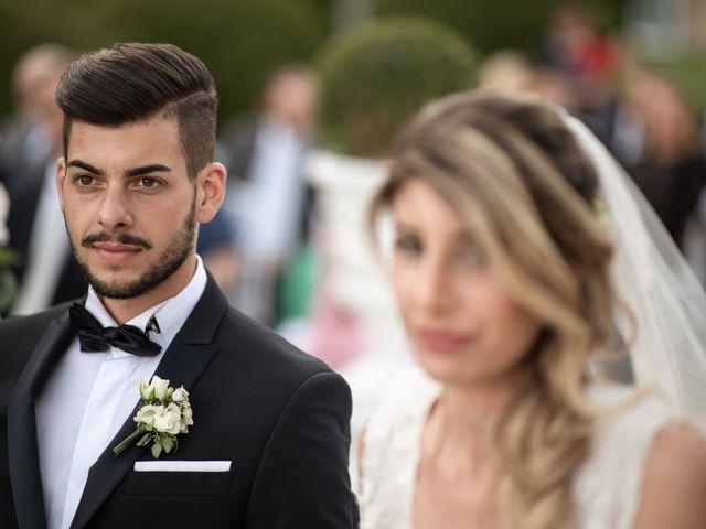Il matrimonio di Consuelo e Giordano a Nettuno, Roma 81