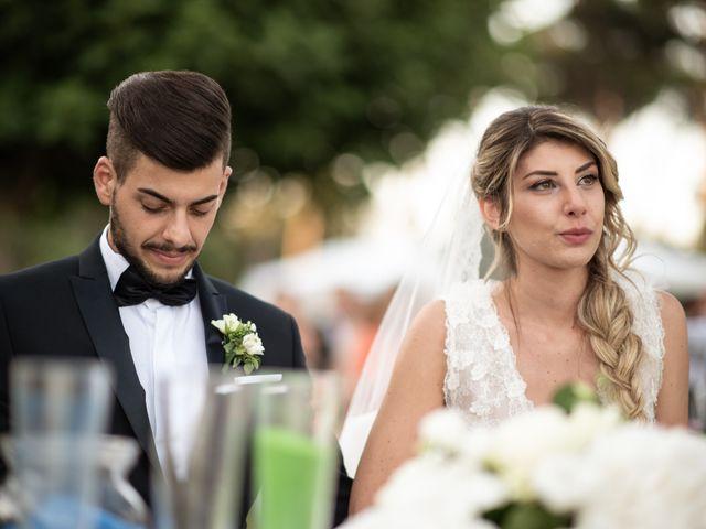 Il matrimonio di Consuelo e Giordano a Nettuno, Roma 83