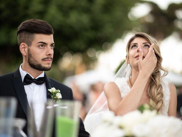Il matrimonio di Consuelo e Giordano a Nettuno, Roma 84