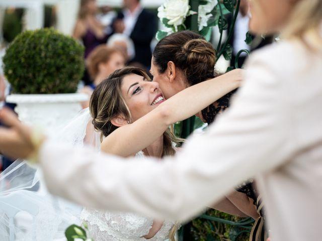 Il matrimonio di Consuelo e Giordano a Nettuno, Roma 85