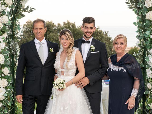 Il matrimonio di Consuelo e Giordano a Nettuno, Roma 89