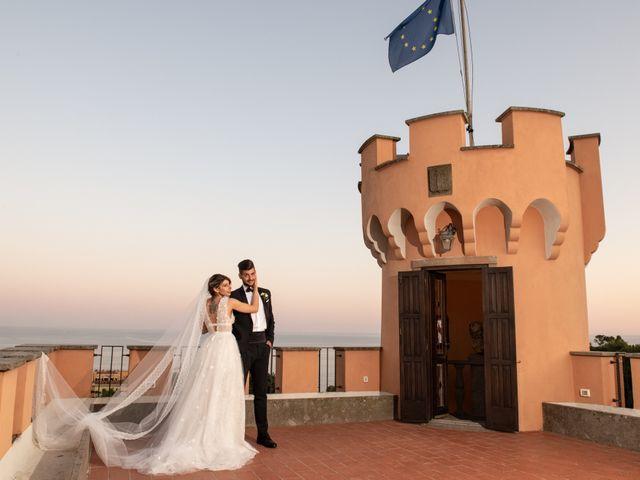 Il matrimonio di Consuelo e Giordano a Nettuno, Roma 98