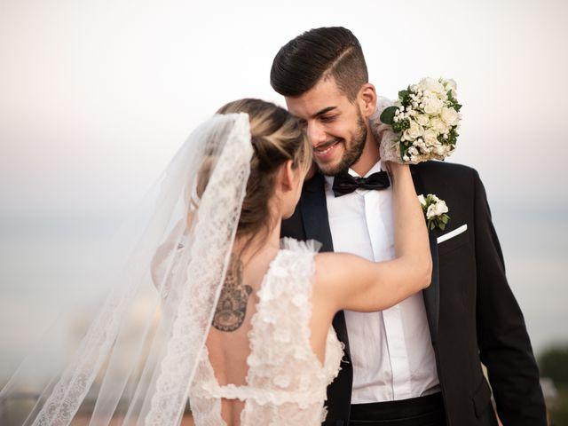 Il matrimonio di Consuelo e Giordano a Nettuno, Roma 101