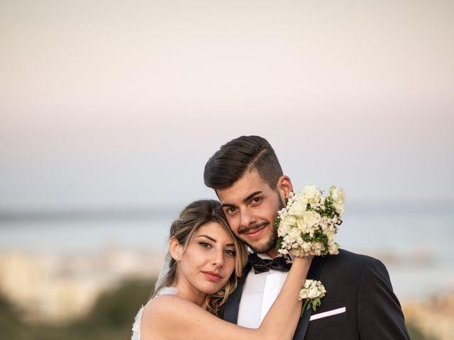 Il matrimonio di Consuelo e Giordano a Nettuno, Roma 102