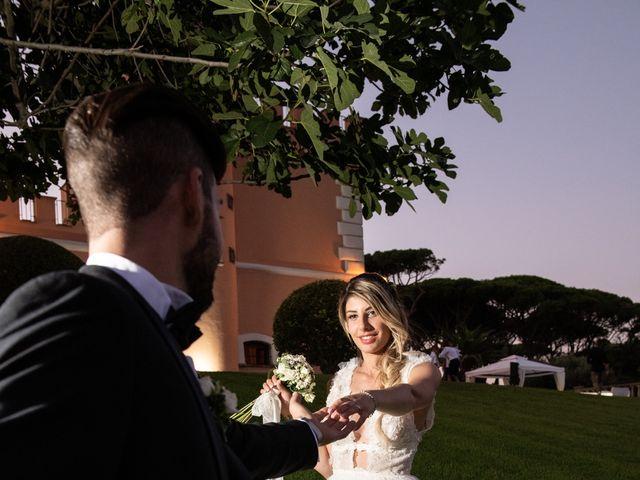 Il matrimonio di Consuelo e Giordano a Nettuno, Roma 109
