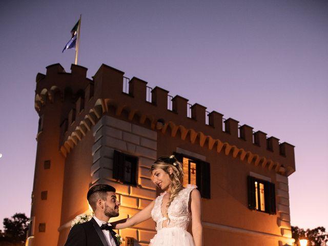 Il matrimonio di Consuelo e Giordano a Nettuno, Roma 113