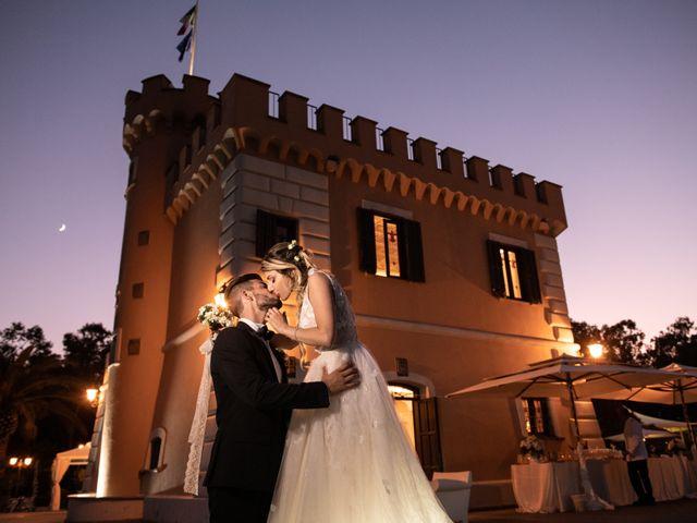Il matrimonio di Consuelo e Giordano a Nettuno, Roma 114