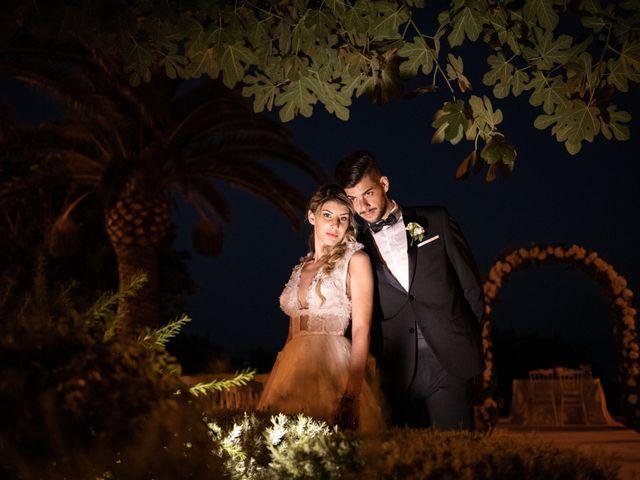 Il matrimonio di Consuelo e Giordano a Nettuno, Roma 120