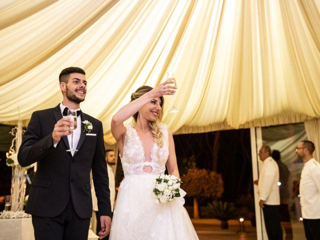 Il matrimonio di Consuelo e Giordano a Nettuno, Roma 126