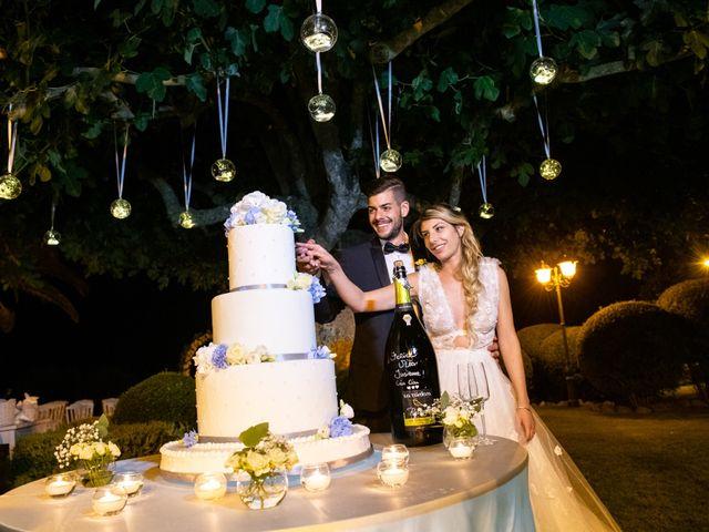 Il matrimonio di Consuelo e Giordano a Nettuno, Roma 131