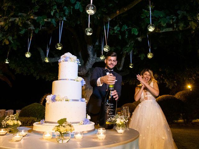 Il matrimonio di Consuelo e Giordano a Nettuno, Roma 133