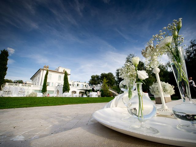 Location Matrimonio Bassano Romano : Il matrimonio di duilio e lucilla a bassano romano