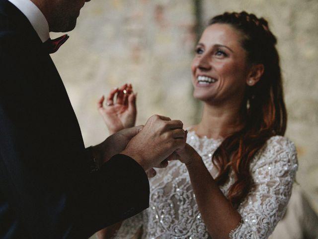 Il matrimonio di Valerio e Giulia a Rocca Susella, Pavia 13