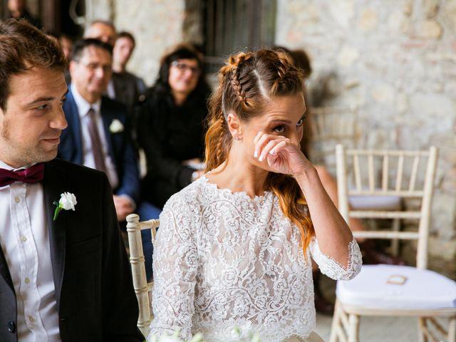 Il matrimonio di Valerio e Giulia a Rocca Susella, Pavia 14