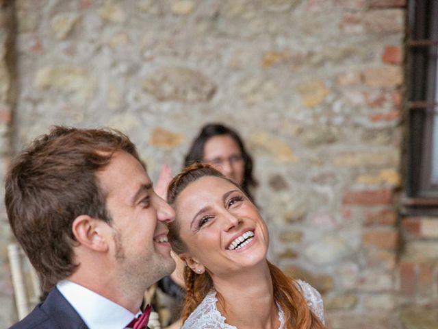 Il matrimonio di Valerio e Giulia a Rocca Susella, Pavia 16