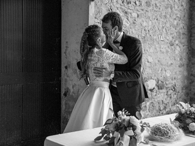 Il matrimonio di Valerio e Giulia a Rocca Susella, Pavia 18