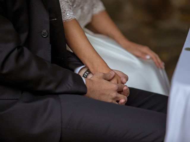 Il matrimonio di Valerio e Giulia a Rocca Susella, Pavia 19
