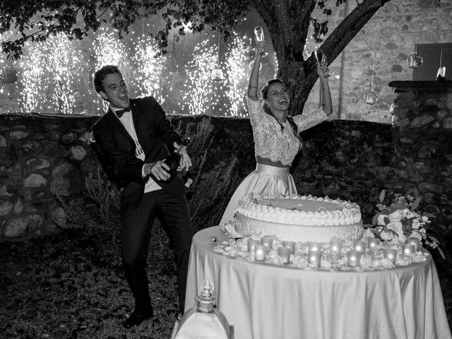 Il matrimonio di Valerio e Giulia a Rocca Susella, Pavia 20