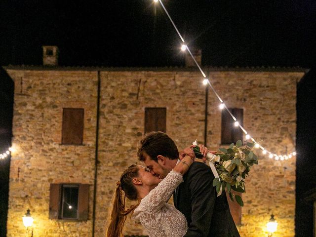 Il matrimonio di Valerio e Giulia a Rocca Susella, Pavia 22