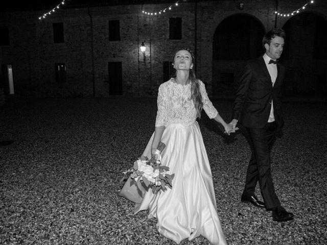 Il matrimonio di Valerio e Giulia a Rocca Susella, Pavia 24
